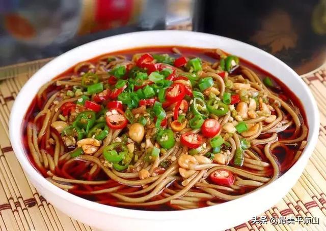 这些年被平顶山人改良过的美食!麻辣面竟然是带汤的?