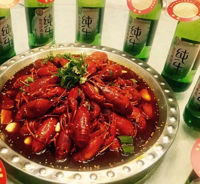 龙虾配啤酒!仅39.9元抢南京「517龙虾」3人餐!3斤龙虾12瓶啤酒