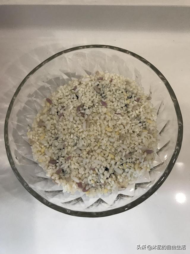 陕西美食之甑糕的做法