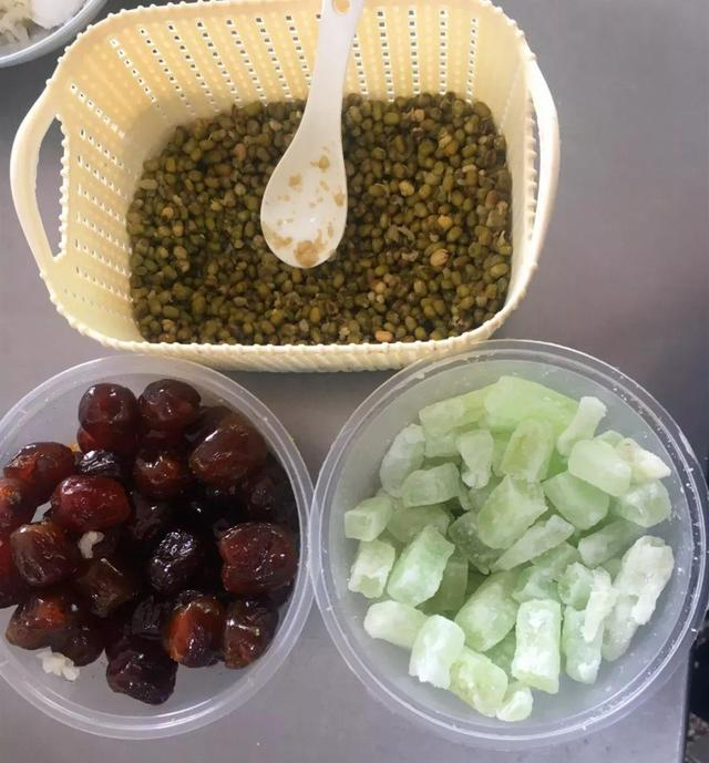 在常熟,没有一碗绿豆汤解决不了的夏天!