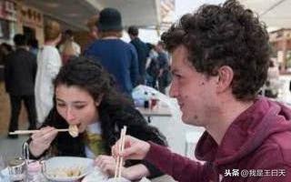 爱尔兰美女在中国待久了,回国后无法适应:能给我一双筷子吗?