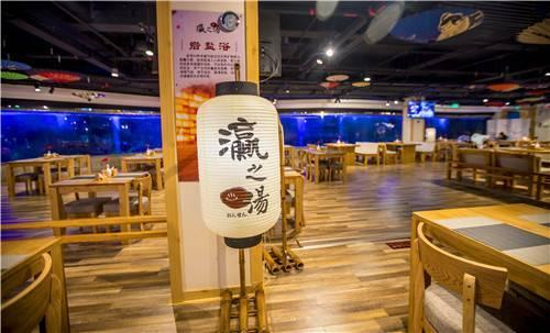 137抢青岛·灜之汤高逼格日式海海鲜自助餐+汤池+红酒浴+玫瑰浴
