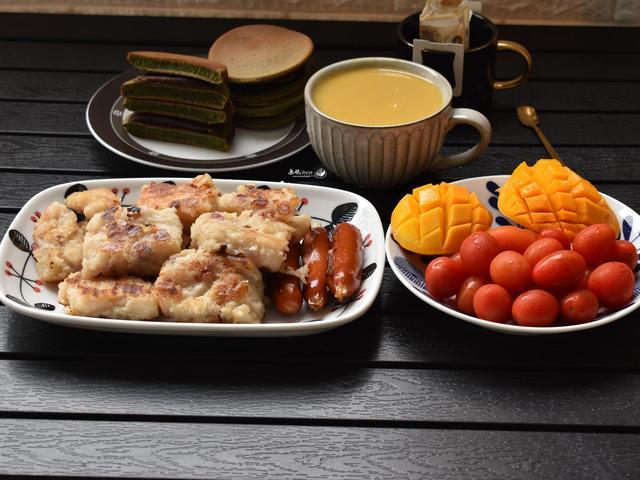 两口子的早餐不将就,家常做法,营养又好吃,每天坚持在家吃早餐