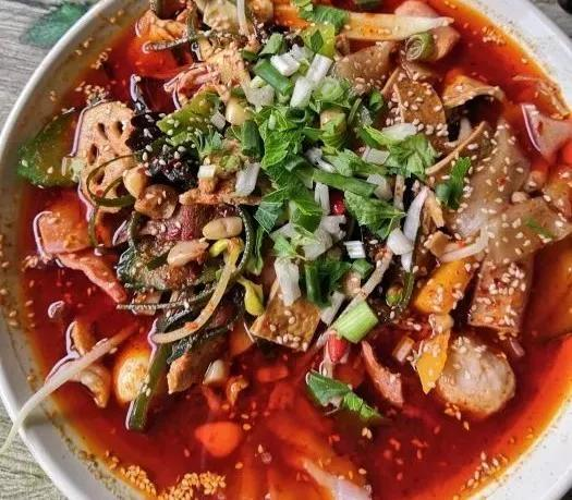 说着都会流口水的十碗重庆冒菜,你吃过几碗?