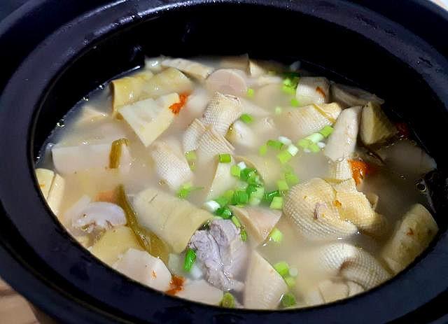 煮一锅腌笃鲜,为春天画上圆满的句号,留住属于春天的味道