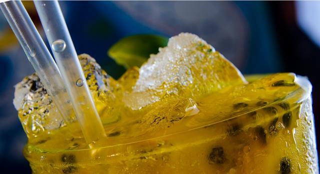 度夏神器百香果,缤纷果香令人陶醉,还能做出高颜值美食