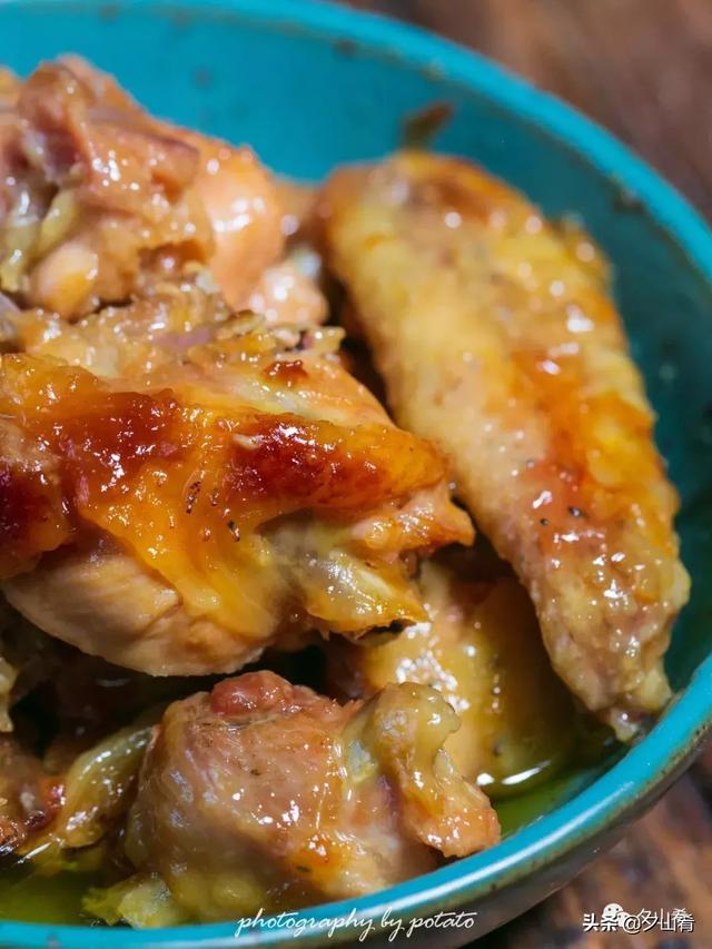 变着花样做鸡,这样做好吃到吮指头