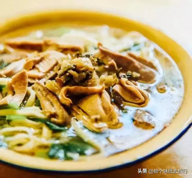来苏东坡钟爱的这座城市,吃什么?