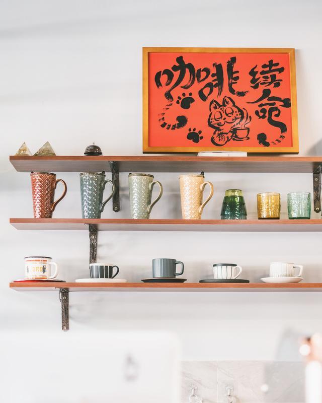 汕头又多了家社区咖啡店,这里可以卖萌和咖啡