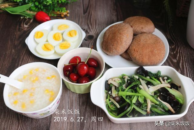 孩子放暑假了,暑假早餐做起来,一周不重样,相信家人会喜欢