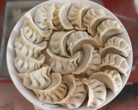 韭菜肉馅儿的饺子怎么做