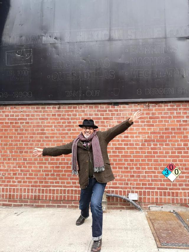 30年前他用墨西哥卷征服纽约,今夏又用烤鸭墨西哥卷惊艳北京
