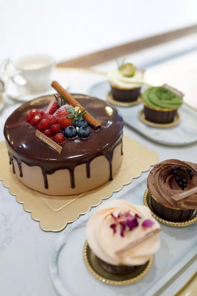 不甜腻也不走ins网红风,这家日式蛋糕店是我最近的新宠