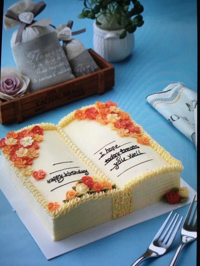 港丽杭大店开卖蛋糕了!精致的裱花蛋糕,秒杀连锁的奶酪茶……没想到你是这样的港丽
