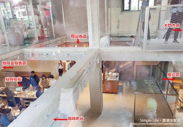「蓝瓶咖啡」首尔1号店开幕踩点!超大B1座位区还能喝手冲咖啡