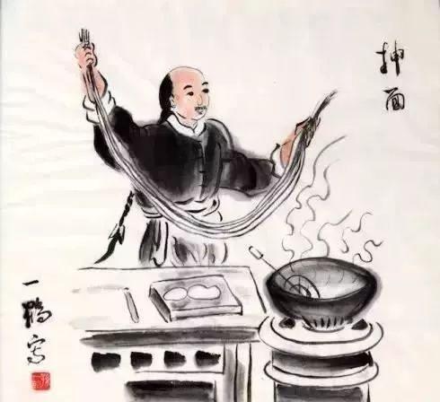 芝麻酱面—北京人夏天的半条命