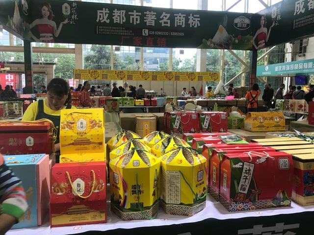 端午粽子节开幕啦!手工现场包粽、老字号品牌都来了