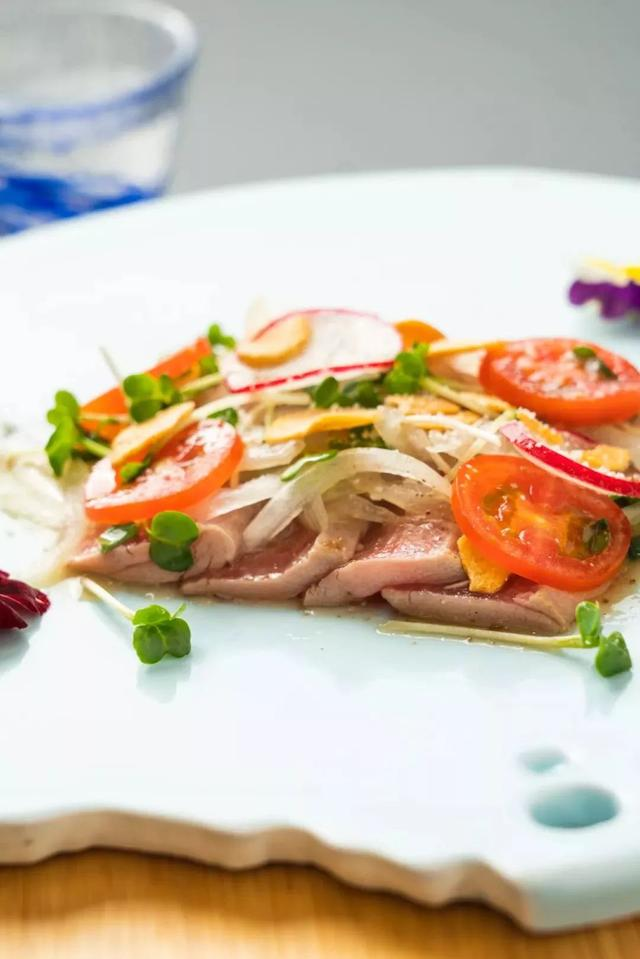 体验深海极致美味,鱼中贵族蓝鳍金枪鱼