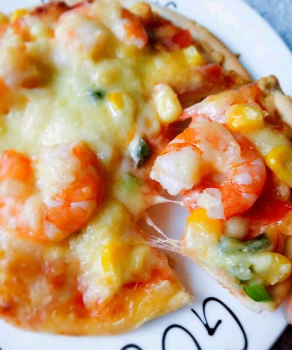 没有烤箱也能在家做披萨,只要一个平底锅你就能搞定,美味又实惠