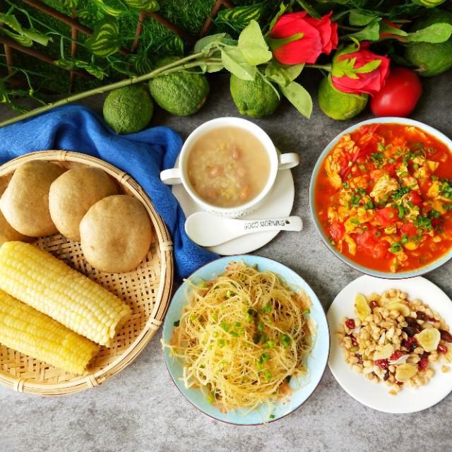 每天早起1小时,早餐不重样,健康美味,老人孩子都爱吃