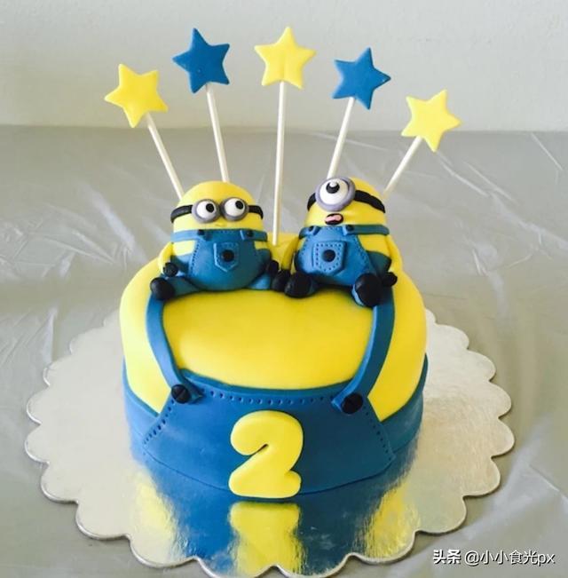 儿童节快到了,5款又萌又好吃的蛋糕,超级有爱,可别错过