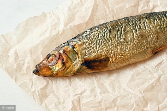 咸干沙丁鱼