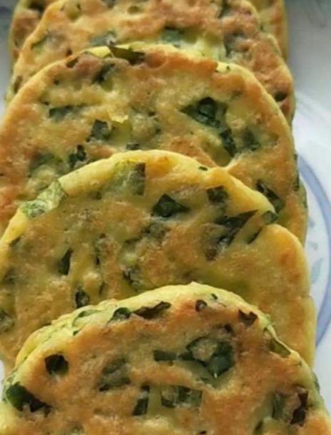早餐不用买了,厨娘教你在家做蔬菜饼,营养美味孩子超爱吃