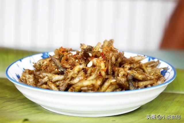 我家每个月必吃的一道菜,雷打不动,口感酥脆味道鲜,孩子特爱吃
