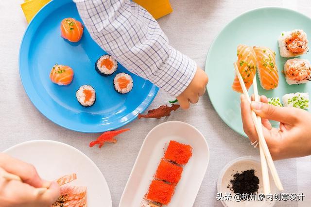 home sweet sushi kids 丨儿童寿司品牌形象设计