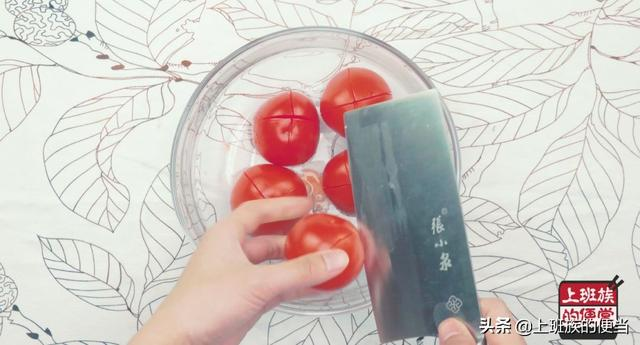 5个番茄一把冰糖,教你做番茄酱,无添加剂,家人吃了直点赞